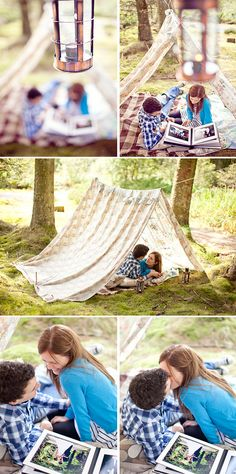 Love the idea of incorporating our wedding album into our 5 year photoshoot--shhh don't tell Justin though. :0) He has no idea we are doing a shoot for our 5 year!