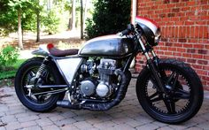 gpz 550 cafe racer - Google Search