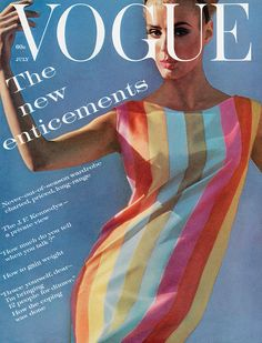 Vogue, July 1961Photographed by Bert Stern