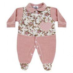 Macacão para Bebê em Plush :: 764 Kids Loja Online, Roupa bebê e infantil !
