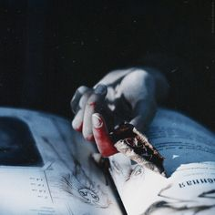 darkesttrip: Diary of withering by nataliadrepina