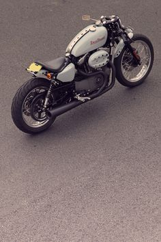 V-Twin Cafe Racer | Deus Ex Machina | Custom Motorcycles, Surfboards, Clothing and Accessories