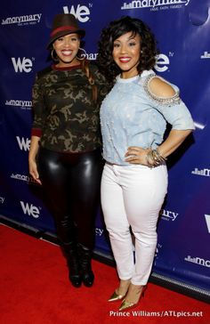 """Mary Mary Reality Show 