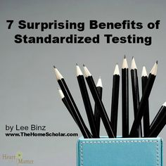 Do you hate giving your kids tests? Do your kids hate taking those tests? Even if you don't love standardized tests, they do bring some surprising benefits to homeschool families!  Read more here: http://heartofthematteronline.com/benefits-standardized-testing/