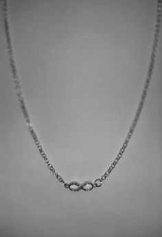 Infinity necklace  R35.00