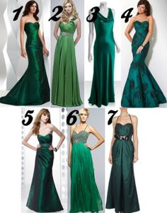 e93a7de4777  Emerald bridesmaid dresses.  PANTONE COLOR s 2013 Color of the Year Emerald  Bridesmaid Dresses