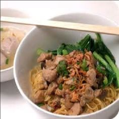Resep Mie Ayam Solo Gurih Dan Nikmat