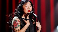 """Margaret and The psyCHO Tour - Whopperjaw """"We're seeing a very hostile world when it comes to women and girls,"""" says Margaret Cho about some of the anger she's channeling. """"(Comedy is) a way to answer that. It's also a way to cope."""""""