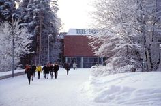 Winter / Main Building