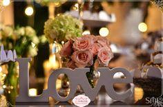 DECOR Dani e Fer - Love good Love... Detalhes!