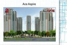 Ace Aspire Noida Extension, offers you the opportunity to invest now for a pleasant future of life.