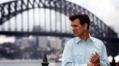 Chris Isaak in Sydney   Pic: Brad Hunter
