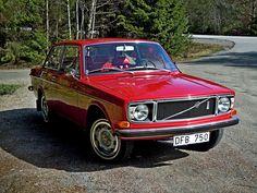 Volvo 142 DL 1972