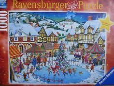 #Ravensburger 1000 #piece #christmas jigsaw puzzle   ** joy of #christmas **,  View more on the LINK: 	http://www.zeppy.io/product/gb/2/301862415205/
