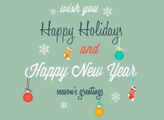 Types Of Greeting Cards For Holiday