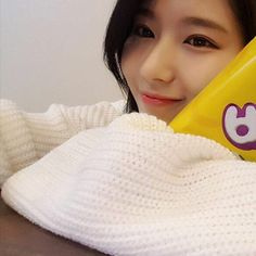 Day 2: selca of your bias the cutest #30daysbiaschallenge with #sana from #twice