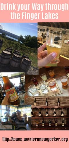 Western New Yorker: Drink your Way through the Finger Lakes