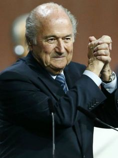 Sepp Blatter wins re-election as FIFA president after Prince Ali withdraws