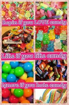 I HAVE to repin | RANDOM FUN STUFF | Pinterest | Candy, Gummy Bears and I Love