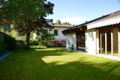 Garden and veranda @VillaEureka