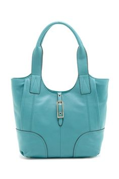B. Makowsky  Metropolitan Tote - Glove Leather Love, Love, Love Makowsky for organization and style. Exterior phone pocket makes your life so much simpler and the new Citrus, Chianti, Butternut add the just right of punch of color!  My new FAV!