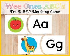 Preschool Letters, Preschool Books, Learning Letters, Preschool Alphabet Activities, Letter Games, Alphabet Games, Alphabet Letters, Early Childhood Activities, Childhood Education
