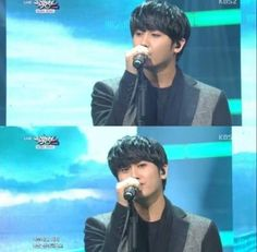 Heo Young Saeng performs 'Weak Child' for the first and last time on a music…