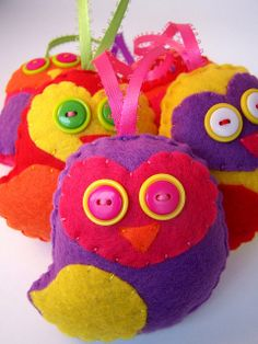 owls! by thecupcakery girl, via Flickr