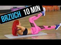 ĆWICZENIA NA BRZUCH I BOCZKI ❤ 15 min TRENING Fitness w Domu (Trecgirl) - YouTube
