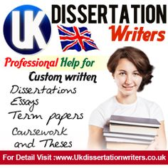 Uk dissertation writers is Here with a Team of Professional Dissertation Writers to Provide You top quality and Plagiarism-Free Dissertation writing service! http://www.ukdissertationwriters.co.uk