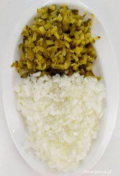 Sałatka z buraków | AniaGotuje.pl Tzatziki, Coleslaw, Grains, Rice, Cooking, Food, Haha, Salad, Essen