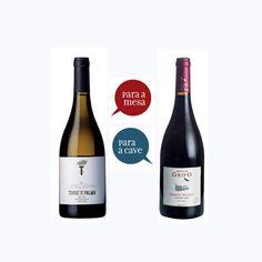 Sugestão Revista de Vinhos: Torre de Palma e Grifo Grande Reserva #revistadevinhos #vinhos #portugal
