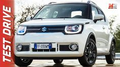 New Suzuki Ignis 2017 - First Test Drive - ENG ITA SUB