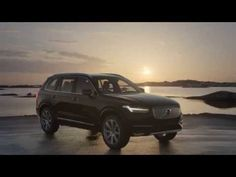 All-new Volvo Volvo XC90 - Running footage