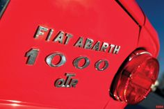 1000 Abarth