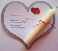 Anyone can use a heart candle. I have the cutting file with . Anyone can use a heart candle. I created the cutting file myself. Homemade Slime, Homemade Gifts, Wooden Christmas Decorations, Gift Wraping, Christmas Napkins, Christmas Favors, Christmas Christmas, Diy Presents, Diy Crafts For Gifts