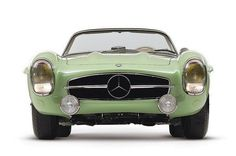 Mercedes-Benz 300 SL Rallye Roadster  - 1957