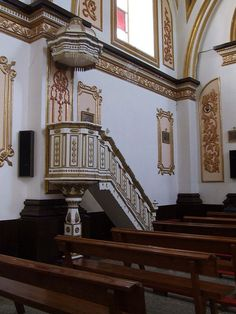 Santo Domingo Catholic Church, Ocotlan, Mexico