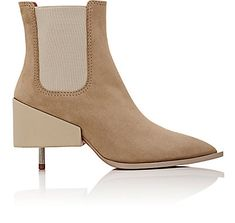 We Adore: The Screw-Heel Chelsea Boots from Givenchy at Barneys Warehouse