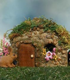 Pippin Fairy House