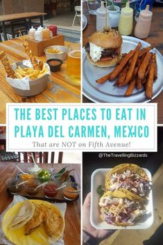 There are so many amazing places to eat in Playa del Carmen, Mexico! Use this guide to find the best restaurants in Playa del Carmen. Pin to create the perfect foodie adventure to Playa del Carmen! Tulum, Best Places To Eat, Amazing Places, Mexico Food, Mexico City, Mexican Food Recipes, Ethnic Recipes, Mexico Travel, Spain Travel