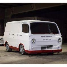 Super sweet van 1965  GMC