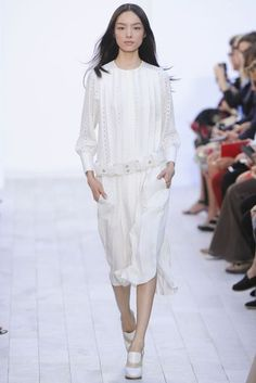 Chloe Spring/Summer 2012 Ready-To-Wear Collection   British Vogue