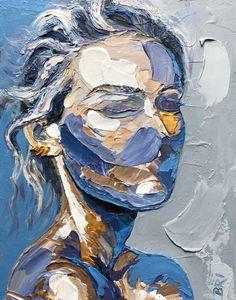 "Fiona | 11x14"" Wallpaper Bonitos, Rock Poster, Arte Sketchbook, Art Drawings Sketches, Portrait Art, Portraits, Aesthetic Art, Art Inspo, Painting & Drawing"