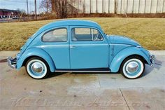 1959 VOLKSWAGEN BEETLE 1200CC BERMUDA BLUE for sale, Muscle Cars, Collector…