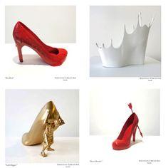 12 γοβες για 12 αγαπες- design-pompom.gr  12 shoes for 12 lovers