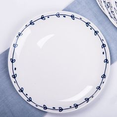 Plates And Bowls, Porcelain, Dishes, Tableware, Kitchen, Porcelain Ceramics, Dinnerware, Cooking, Tablewares