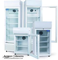 Estrela da Manhã: Conhecendo os Refrigeradores/Geladeiras Expositores da Loja Brazil
