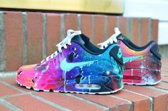 san francisco 8fb98 1e21d Cheap Nike Air Max 90 Candy Drip Lightning Purple Blue Pink Womens   Mens  Trainers Sale UK Brilliant design and fine material, is your good choice.