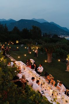 Vogue Featured Wedding - This Wedding at Lake Garda in Italy Was Inspired by Artist Cy Twombly Lake Garda Wedding, Garden Wedding, Dream Wedding, Gold Wedding, Lake Garda Italy, Outdoor Dinner Parties, Italian Lakes, Empire, Italy Wedding